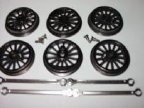 0-6-0 35mm Driving Wheels